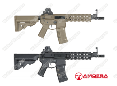 ARES AMOEBA AM008 M4 CQB Build In MOSFET Electronic Trigger - Black And Tan