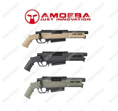 Ares Amoeba AS03 Sawed-Off Striker Bolt Action Sniper Rifle