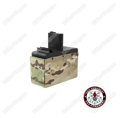 G&G CM16 LMG Box Magazine 2500R Multicam - Excl Battery & Charger