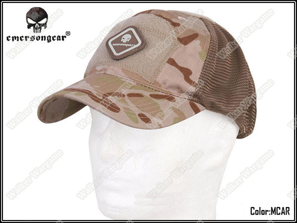 Emerson Tactcial Assaulter Cap - Multicam ARID MCAD