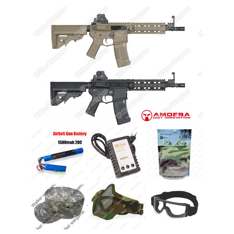 Airsoft AEG Starter Package - Now R4600.00 Save R890.00