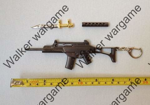 Miniature Gun - HK G36K Rifle
