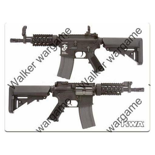 KWA KM4 Full Metal SR5 AEG Airsoft Gun