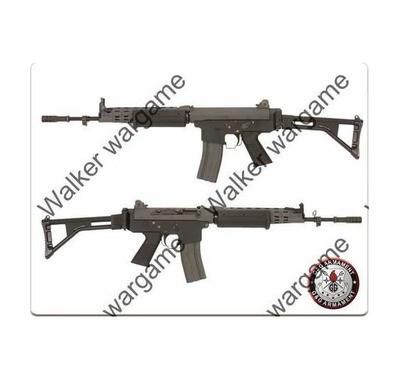 G&G GF85 Belgian Arms 76 L (FNC Pro Long Type) Full Metal - Airsoft Electric Gun