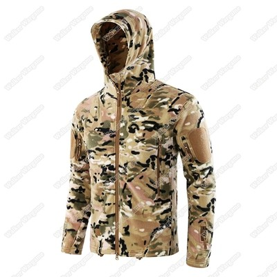 ESDY Tactical Fleece Jacket - Multicam