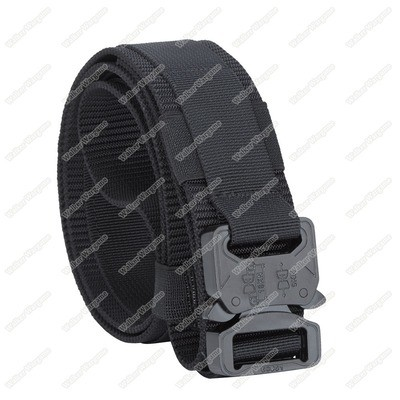 Tactical Corba Molle Belt - SWAT Black