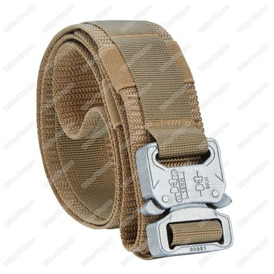 Tactical Corba Molle Belt - Desert Tan