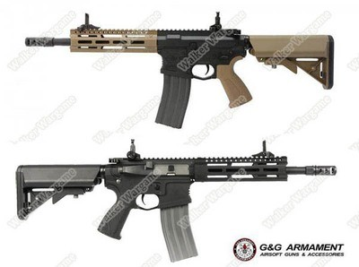 G&G CM16 Raider 2.0 Combat Machine Airsoft Rifle With MLOK System