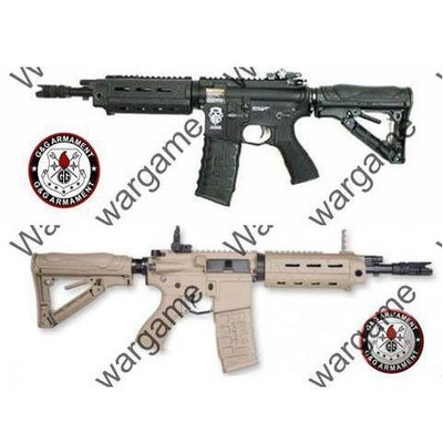 G&G M4 CQB GR4 Metal Speical Force AEG AirSoft Electic Blow Back