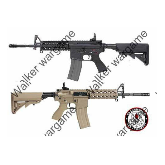 G&G GC16 Full Metal Combat Machine Raider-L Airsoft Rifle