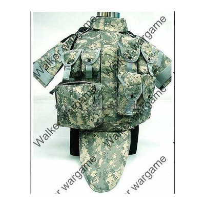 OTV Body Armor Carrier Molle Tactical Vest - ACU