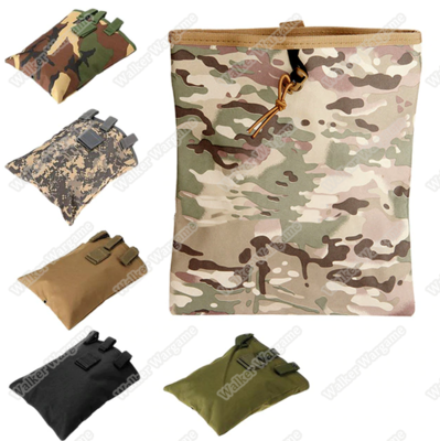 Big Molle Magazine Dump Drop Pouch - Multi Color