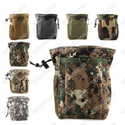Small Molle Magazine Dump Drop Pouch - Multi Color