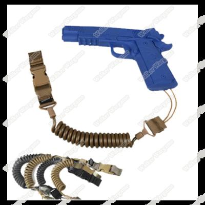 Retention Lanyard Pistol Sling  (Multi-Color)