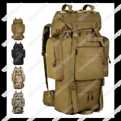 65L Combat Utility Rucksack Backpack - Multi Color