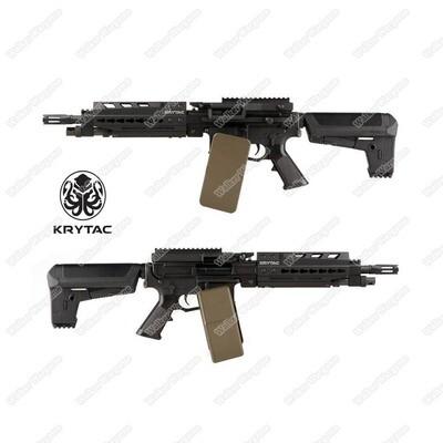 Krytac Trident MK II LMG AEG Light Machine Gun Airsoft LMG