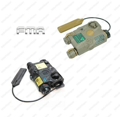 ​FMA PEQ LA5-C LED White light + Red laser with IR Pointer