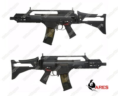Ares Tactical G36C Compact Full Metal Airsoft Rifle AEG