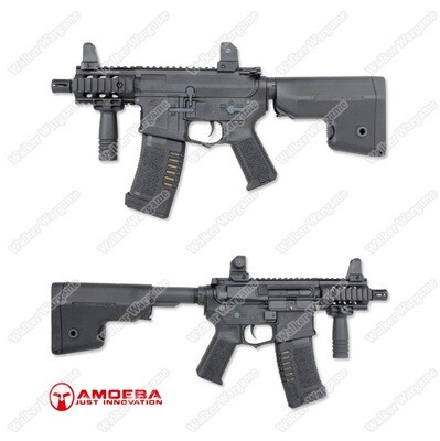 ARES AMOEBA AM007 Mini M4 Build In MOSFET Electronic Trigger - Black