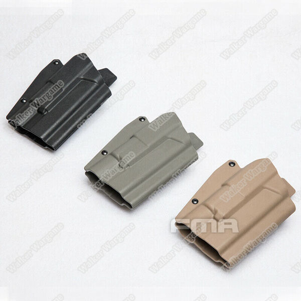FMA Glock With SF Light-Bearing Holster Waist Quick Pistol Holster for G17 G19 G26
