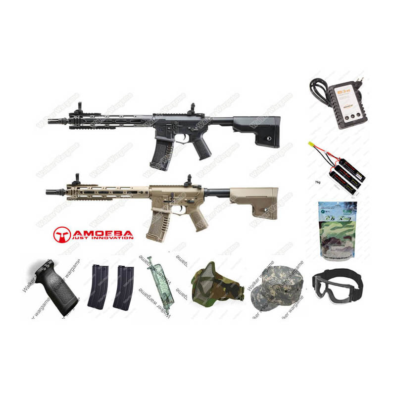 Airsoft AEG Pro Package - Now R7289.00 Save R1589.00