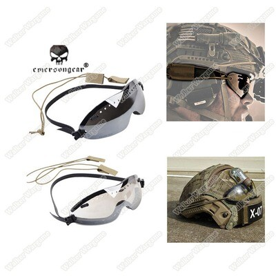 Emerson Tactical Optics Boogie Regulator Goggles