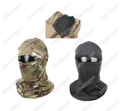 ETA Feb 2020 TMC Assault Balaclava Build in Metal Mesh Protect - Mesh Balaclava Face Mask