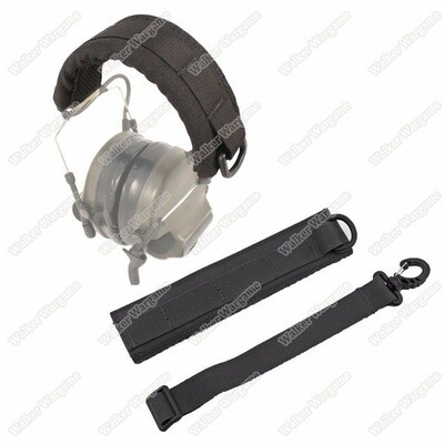​ Advanced Modular Headset Headband Cover for PELTOR,MSA EARMOR M32 M31