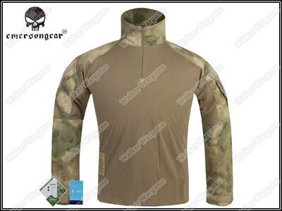 Emerson G3 Combat Shirt - US Special Force  A-Tacs FG Digital Camo