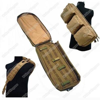 Tactical Mp5 SMG Sling Rifle Carry Bag Gun Bag