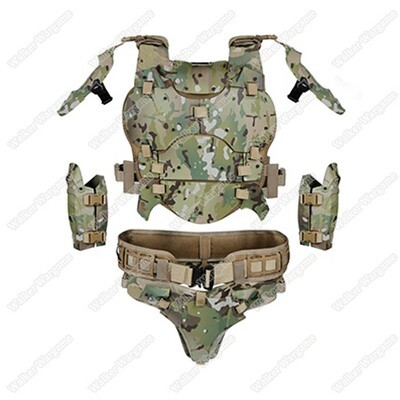 ETA April 2020 - Multicam Armour Suit For Airsoft