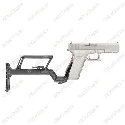 BD Glock Collapsible Tactical Butt Stock - Carbine Glock Conversion