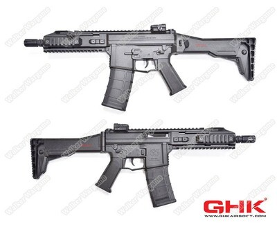 ETA April 2020 GHK G5 GAS BLOW BACK RIFLE (GBBR) - BLACK