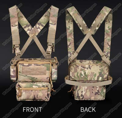 ETA April 2020 - VE62 Navy SEAL LightWeight Webbing System