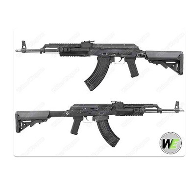 ETA- Mid March 2020 WE PMC Tactical AK Gas Blow Back Airsoft Rifle