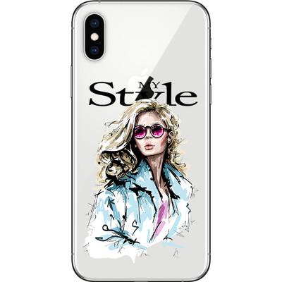 My Style maskica za iPhone X i XS-Fashion lady