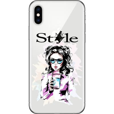My Style maskica za iPhone X i XS-Stylish elegant