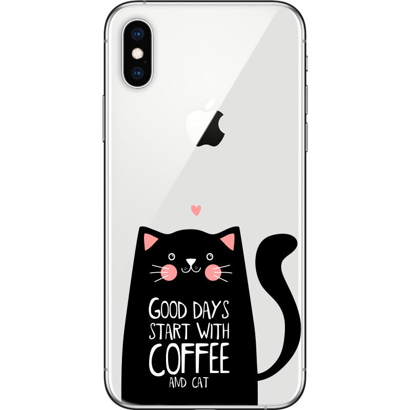 Kawaii black cat