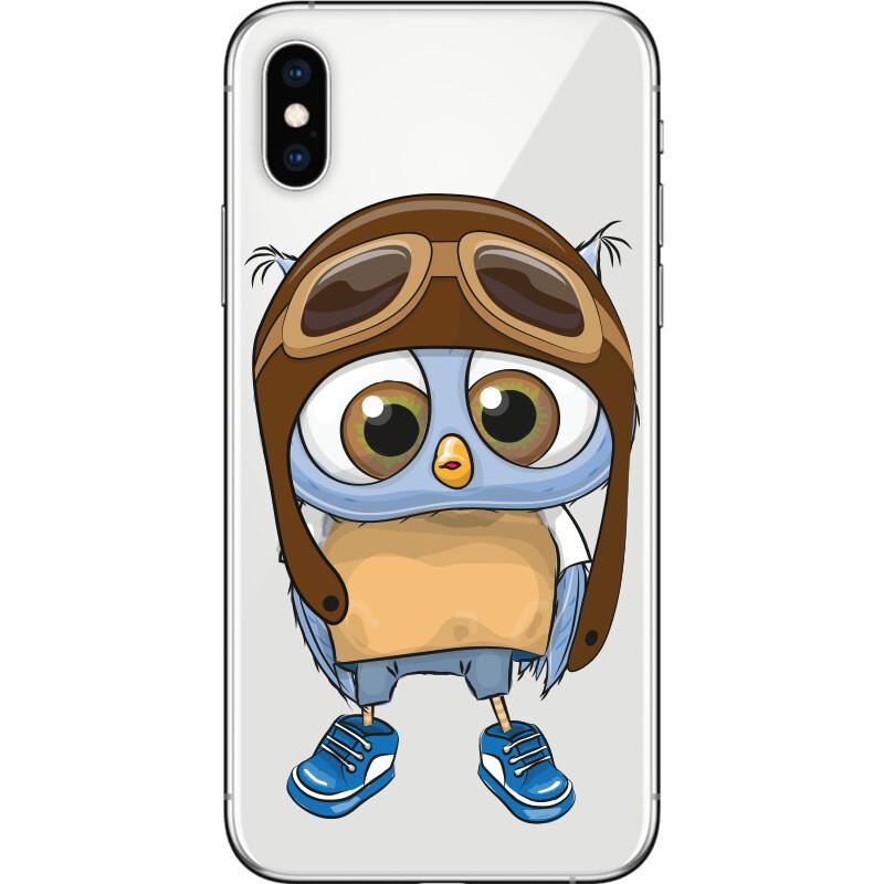Cute Cartoon Owls 2