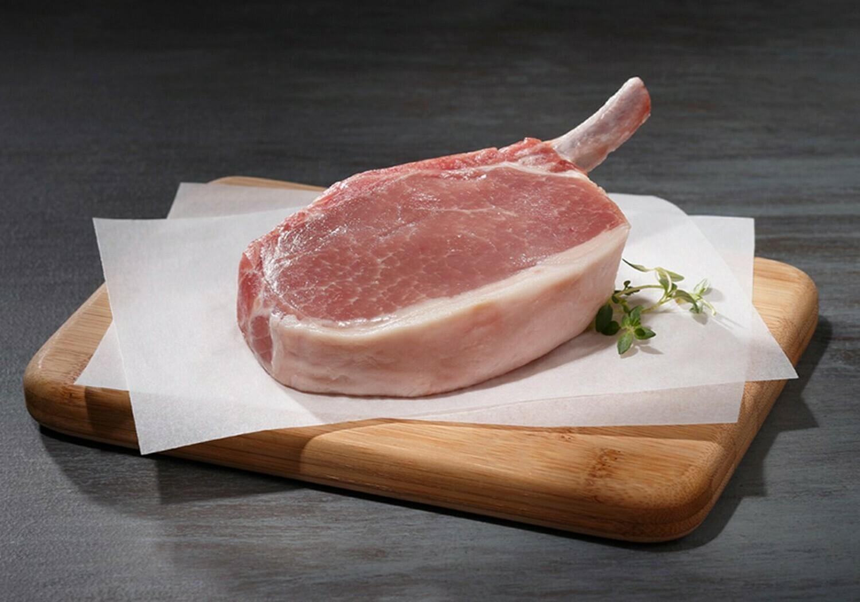 12oz Frenched Rib Cut Pork Chop
