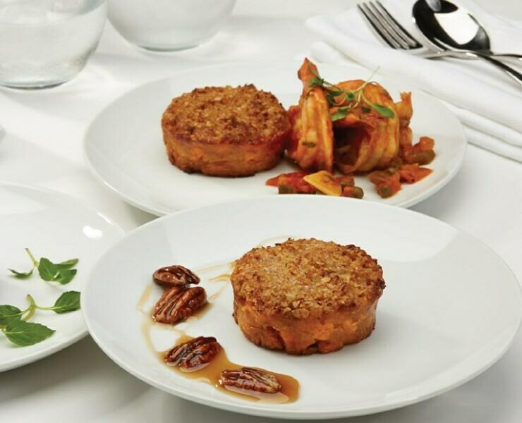 2 Sweet Potato Souffle