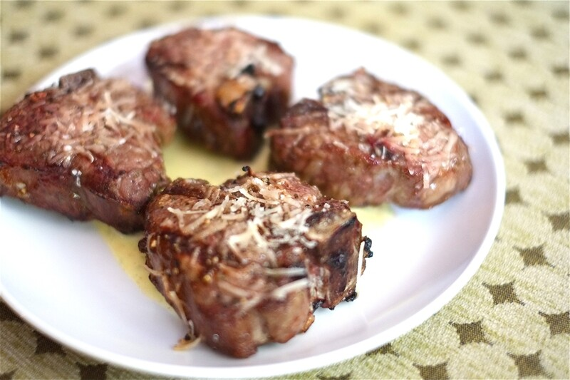 4 - 4oz Australian Loin Lamb Chops
