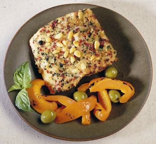6oz Mediterranean Wild Salmon Filets