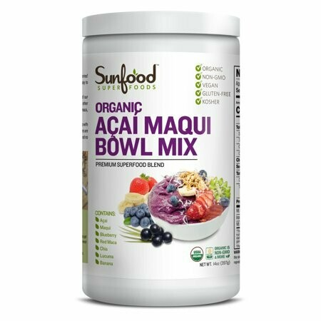 Acai Maqui Bowl Mix 14oz