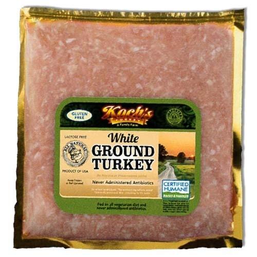 All Natural Ground Turkey 1lb.