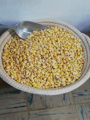 Maiz grano seco-orgánico