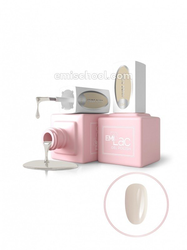 E.MiLac CEL Nude Chic #214, 9 ml.