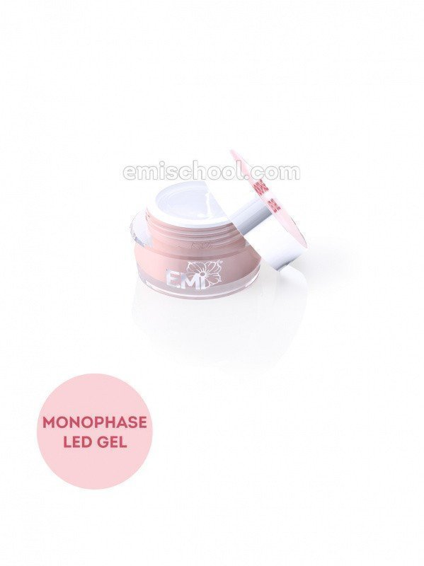 """LED Geel """"MonoPhase"""", 5/15/50/100 g."""