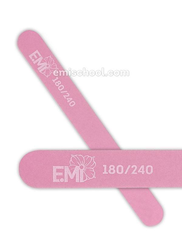 Küüneviil roosa 180/240 naturaalsetele küüntele