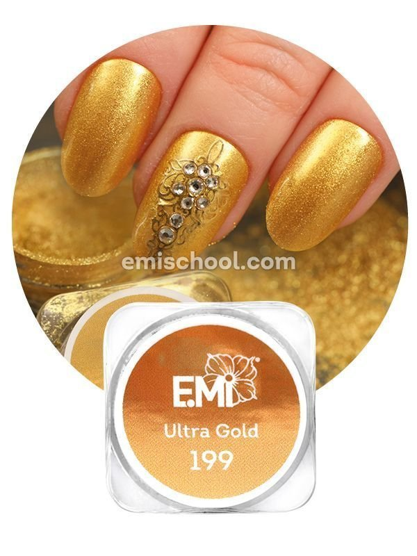 "Pigment ""Ultra Gold"" #199, 1 g"